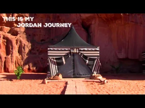 Luxury Tent in Wadi Rum Jordan