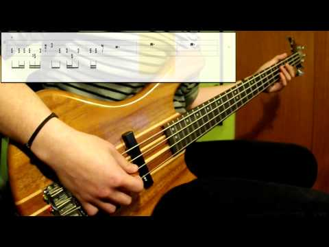 Greg Kihn Band - Jeopardy (Bass Cover) (Play Along Tabs In Video)