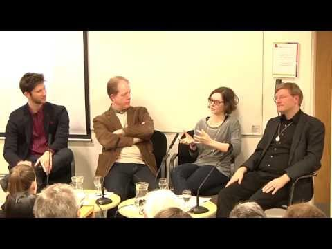 Literary Festival 2015: Visions of Future Humans: science fiction and human enhancement