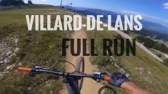 villard-de-lans bike park - Freeride et Kevina
