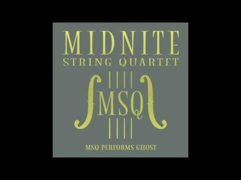 Square Hammer - MSQ Performs GHOST by Midnite String Quartet