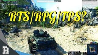 WarShift!  The Amazing RTS meets RPG meets TPS. Raider Gameplay
