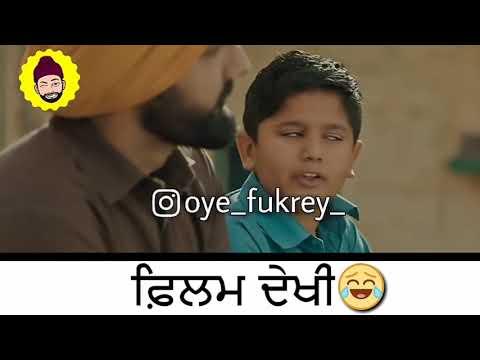 Download ਤੇਰੀ ਚਾਚੀ 😂😂||Ammy virk ||comedy video ||Qismat movie 2021