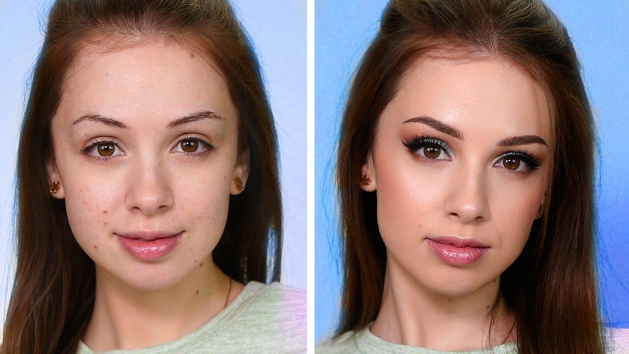 EASY Makeup Transformation | Natural Makeup Tutorial