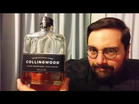 Whisky Review 4: Collingwood w toasted maplewood