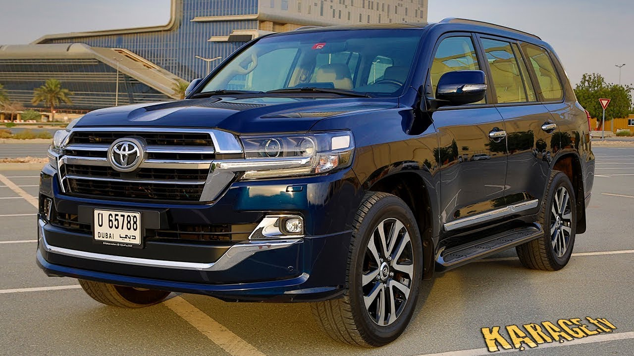 2019 toyota land cruiser gt