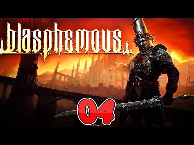BLASPHEMOUS XBOX ONE PART 4