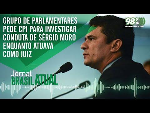 Grupo de parlamentares pede CPI para investigar conduta de Sérgio Moro enquanto atuava como juiz
