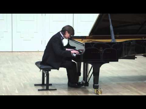 Daniel Kharitonov (Даниил Харитонов) Liszt Hungarian Rhapsody №12