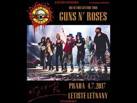 Guns N' Roses 1./6.Part. at Letiště Letňany,Prague,Czech Republik. SAMSUNG Galaxy Tab 2. GT- P5100.