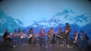 Vivaldi`s Four Seasons: Winter II - Largo, by Sinfonity