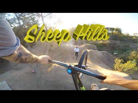 DIRTJUMP MIT 50 JAHREN! | Sheep Hills California