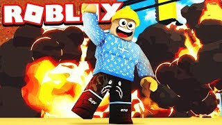 DESTROYING THINGS IN ROBLOX!! (Destruction Simulator)