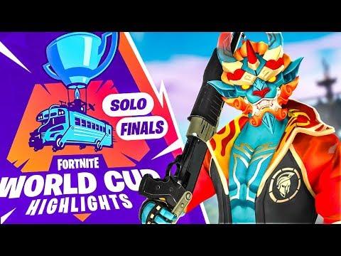 FINALS OF WEEK 1 WORLD CUP HIGHLIGHTS Fortnite Battle Royale