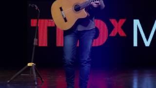 La música es el primer idioma | Kevin Johansen | TEDxMontevideo