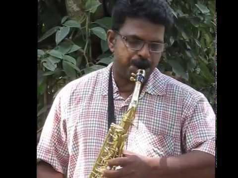 premam-malare saxophone cover