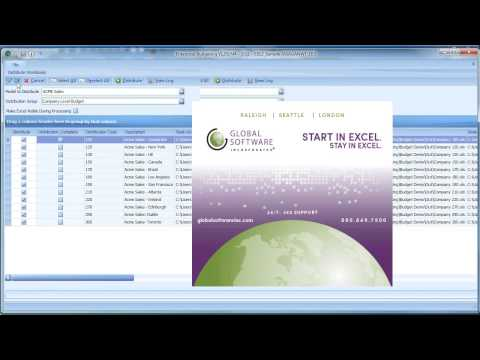 Budgeting Software for Business   Enterprise Budgeting