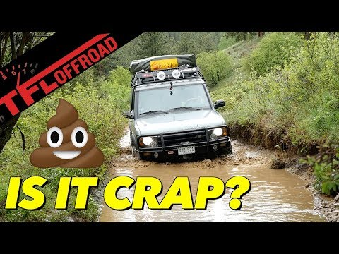 One Year Later: Is The Land Rover Discovery Really A Repair Nightmare??