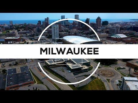 Milwaukee, Wisconsin | 4K Drone Footage