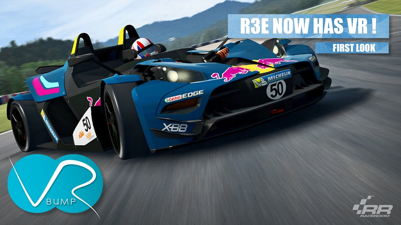 Vr Brille Für Raceroom : Raceroom racing experience vr first look youtube