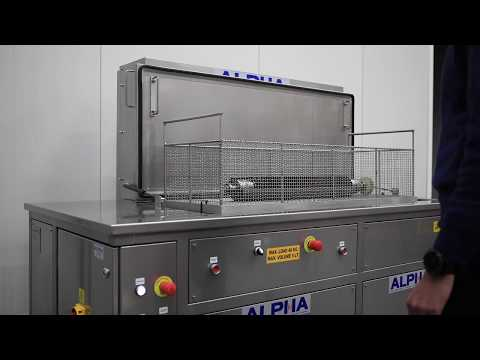 Alpha Industrial Cleaner