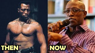 Blade (1998) Cast: Then And Now 2019