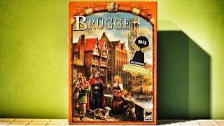 Brügge - Brettspiel Test - Board Game Review #37