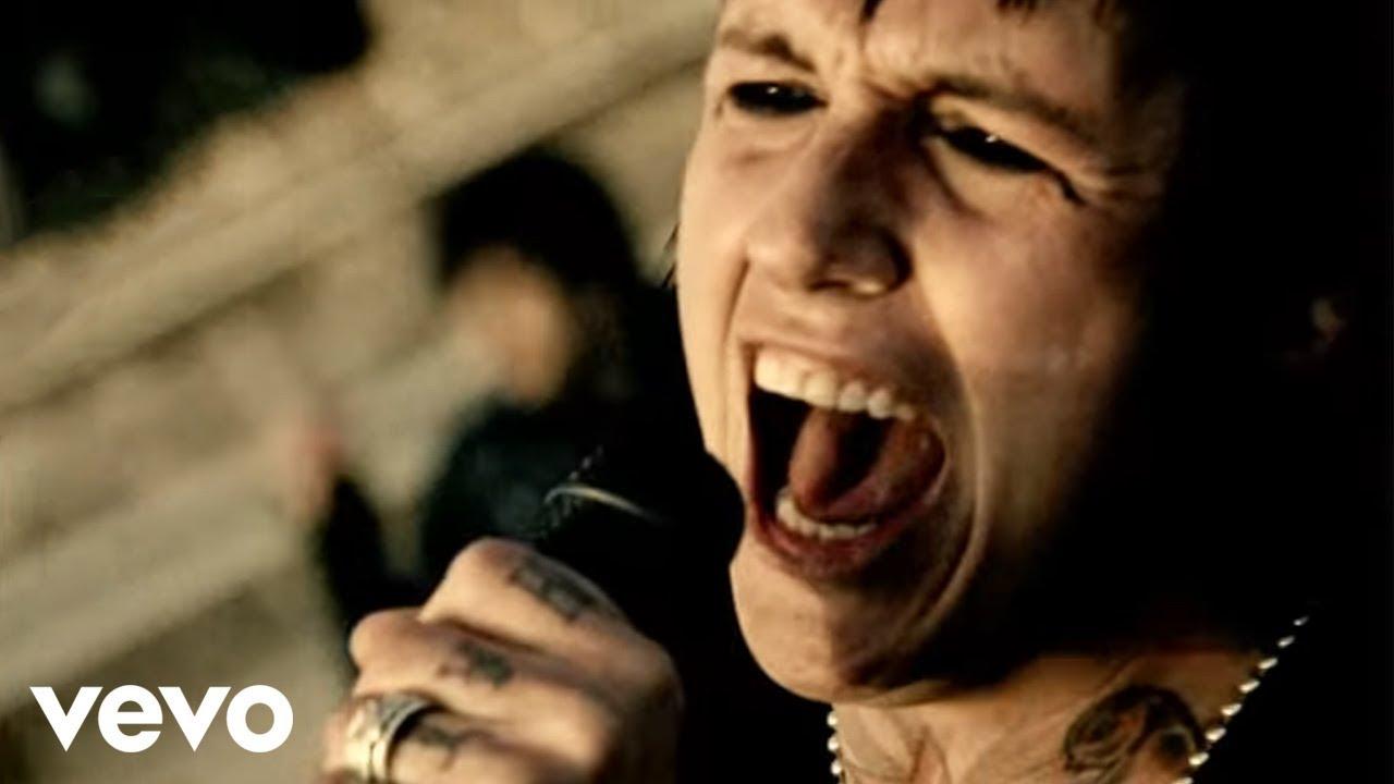 Papa Roach - Lifeline (Official Music Video)