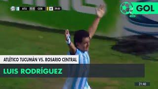Luis Rodríguez (2-1) Atlético Tucumán vs Rosario Central | Fecha 12 - Superliga Argentina 2018/2019