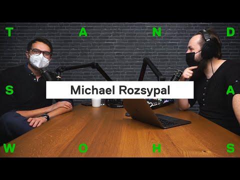 MICHAEL ROZSYPAL: nový pořad pro DVTV připravuju celý den, v Českém rozhlase jsem cítil vyhoření