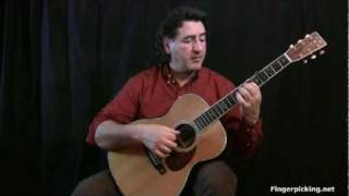 Franco Morone per Fingerpicking.net: Flowers from Ayako
