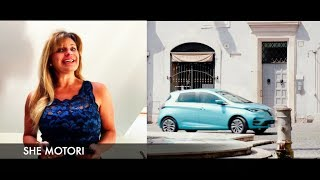 NEW RENAULT ZOE: the sound of Change! #renault