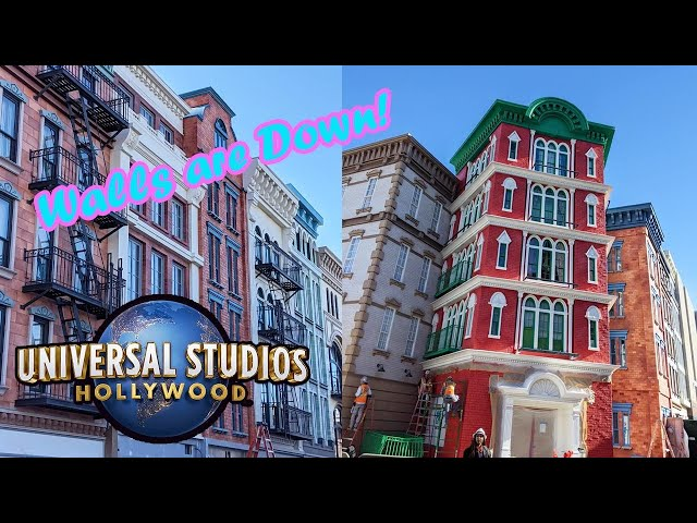 NEW Secret Life of Pets is almost here! | Universal Studios Hollywood Construction Update 2020
