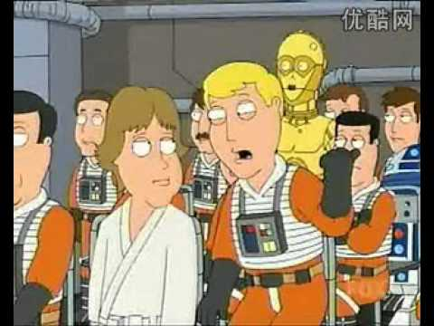 Family Guy Luke Skywalker Humiliates Rebel Pilot Youtube Now i'm imagining that in some specific circles womp rat leather has a kind of trophy status, it's what the cool people wear. family guy luke skywalker humiliates rebel pilot