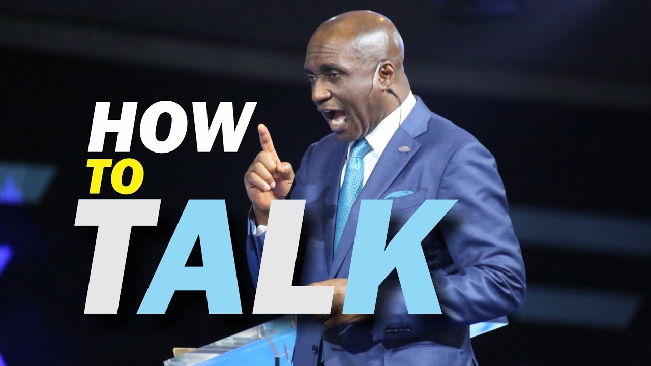 DAVID IBIYEOMIE - HOW TO TALK