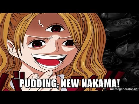 One Piece Theory - Pudding Is NOT EVIL! Next Straw Hat Member! Ch 852+