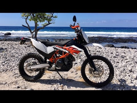 KTM  Enduro R , Mile Review - Spilling the &#;s Beans
