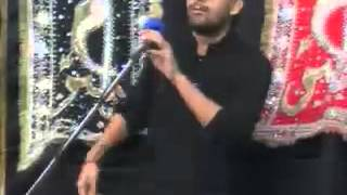 Allama Zamer Akhtar Naqvi  7th moharam8       Imam Bargah Chaharda Masoomen Ancholi,