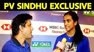 PV Sindhu Exclusive: I Used Wrong Strategy Against Saina Nehwal | Sports Tak