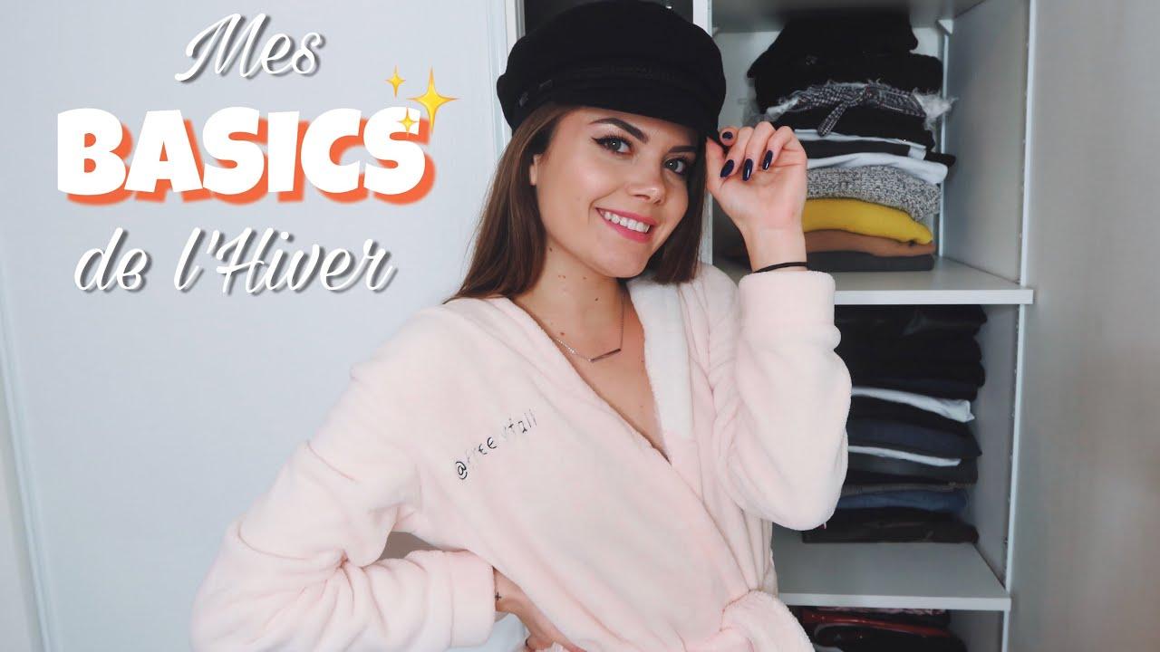 MES BASICS MODE DE L'HIVER (2018)