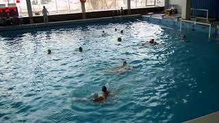Водное поло Дзержинск 25.10.2017