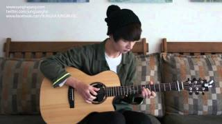 Roar - Sungha Jung