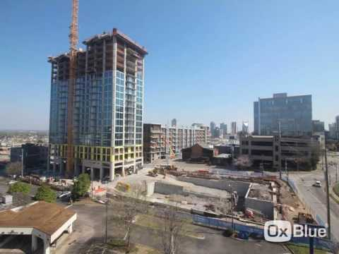 Music Row Nashville Apartments | SkyHouse Nashville – Construction Timelapse 10.12.16