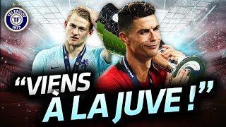 Cristiano Ronaldo recruteur pour la Juventus ! - La Quotidienne #492