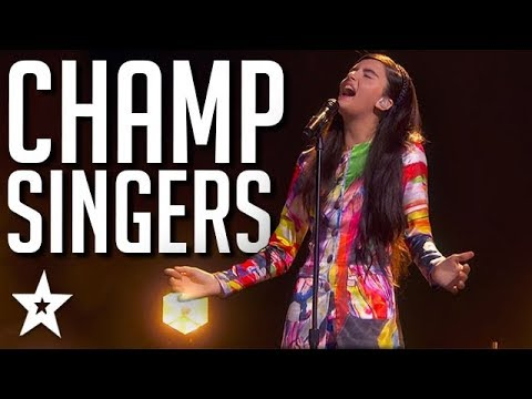TOP 5 SINGERS On America's Got Talent: The Champions 2020 | Got Talent Global