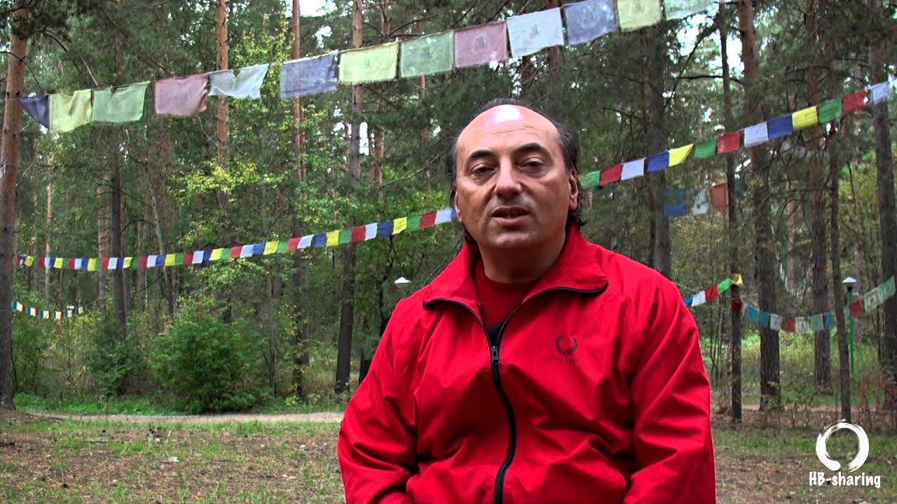 Мой опыт холотропного дыхания: Пэтьо Коджабашев