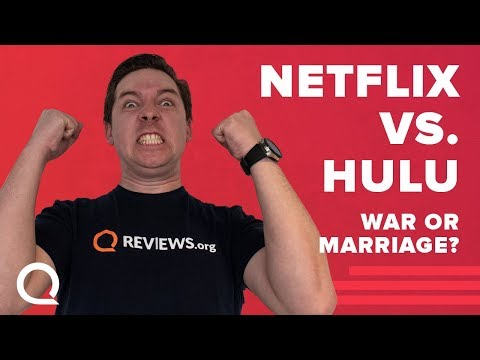Hulu Vs. Netflix: Get One... Or Both?