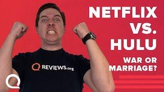 Hulu vs. Netflix: Get One... Or Both?