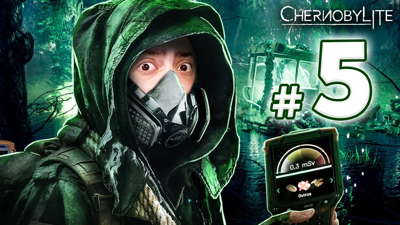 Download alanzoka jogando Chernobylite - Parte #5