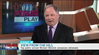 CTV Power Play - Wernick Resigns & Canadian Military Missions Extended (March 18, 2019)